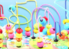 浅谈穿线拼装玩具对弱视的治疗作用