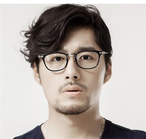 眼镜模特2